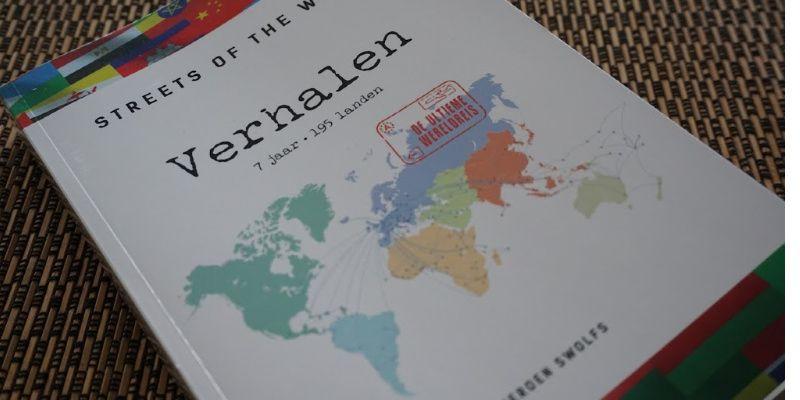 Streets of the World Verhalen boek