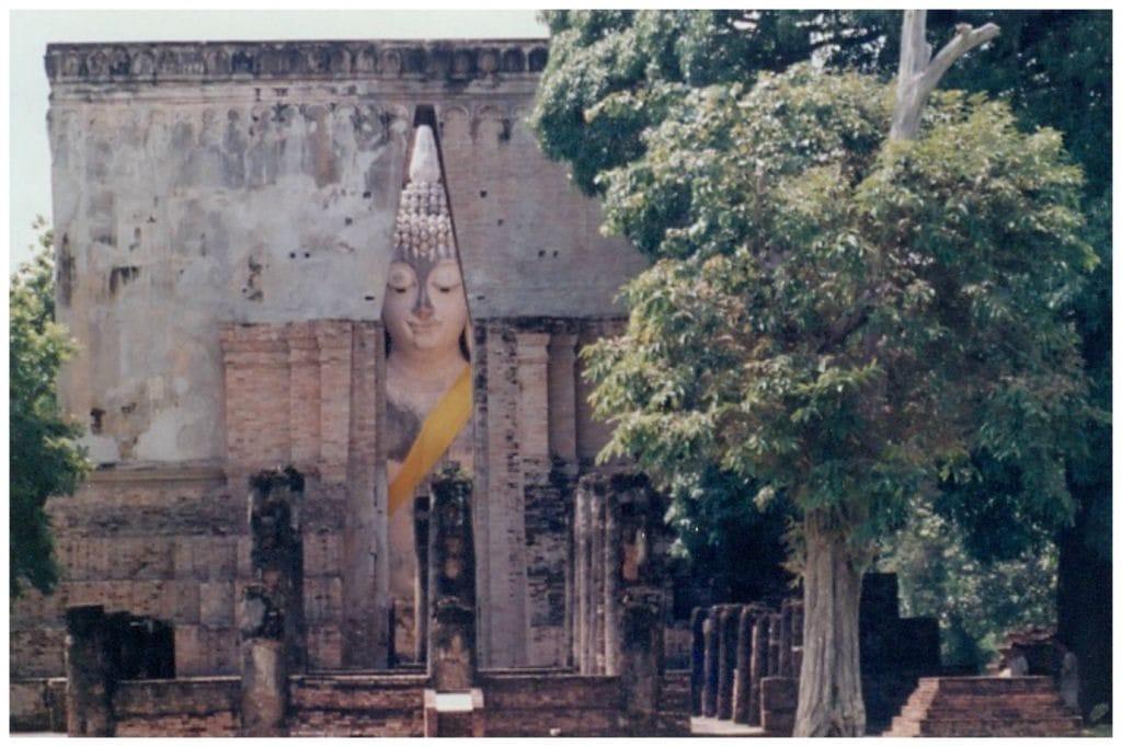 Sukhothai Hidden Buddha