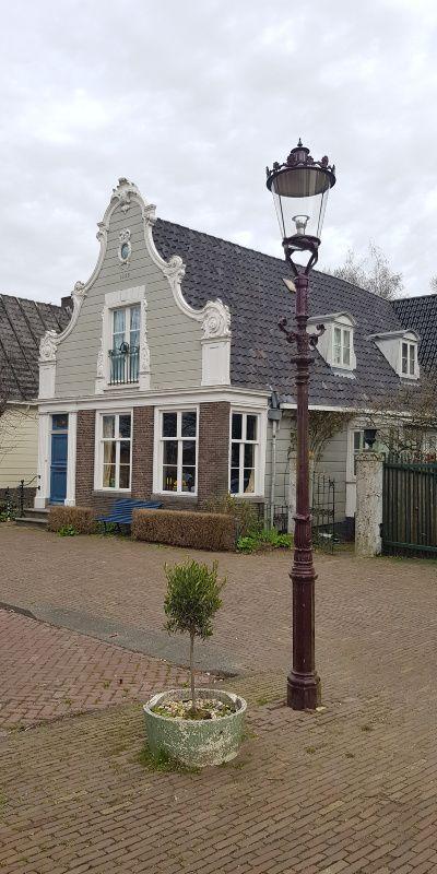 Amsterdam Noord schattige huisjes