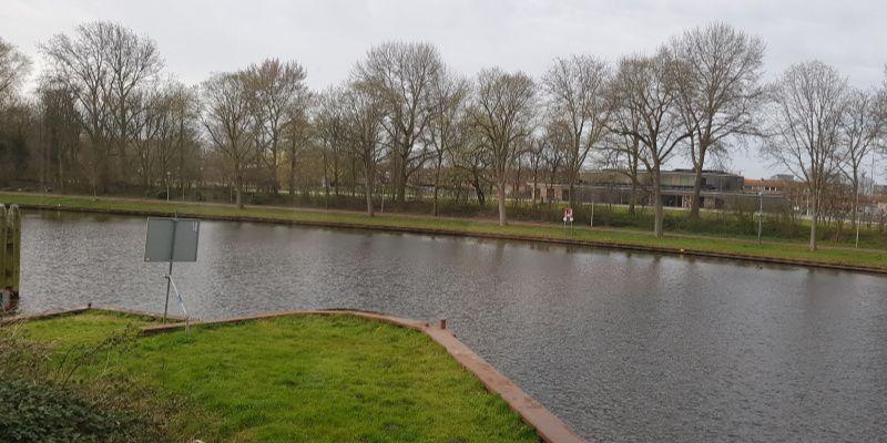 Amsterdam Noord uitzicht