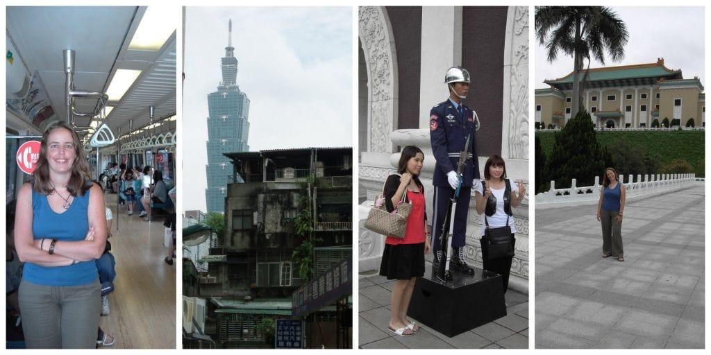 Taiwan Tapei bezienswaardigheden