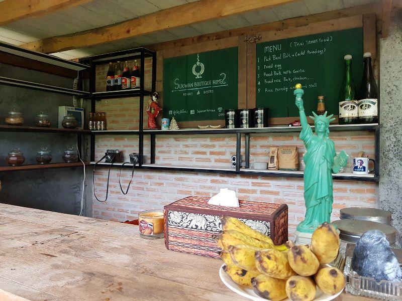 Thailand Isaan Sukwan Boutique Homes receptie