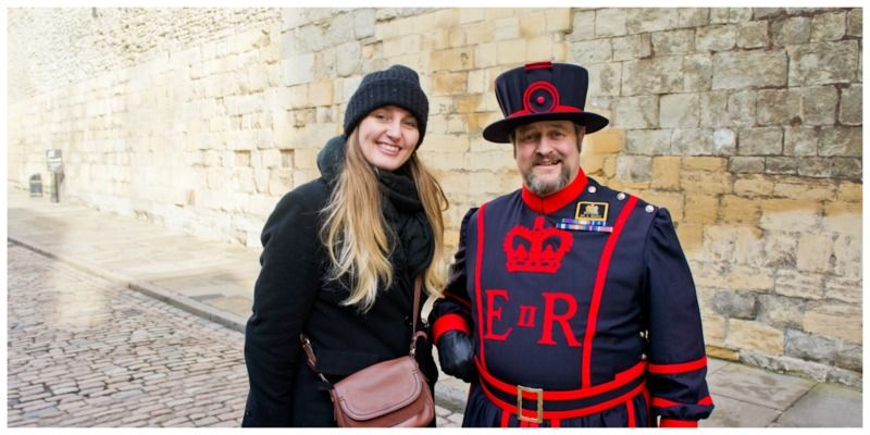 The London Tester beefeater