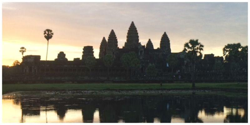 Travelers Tales Cambodja Angkor Wat