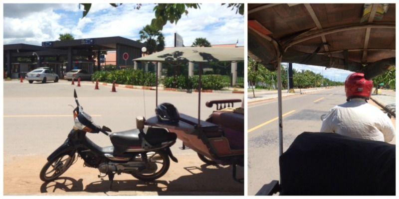 Travelers Tales Cambodja Siemreap Mr. P