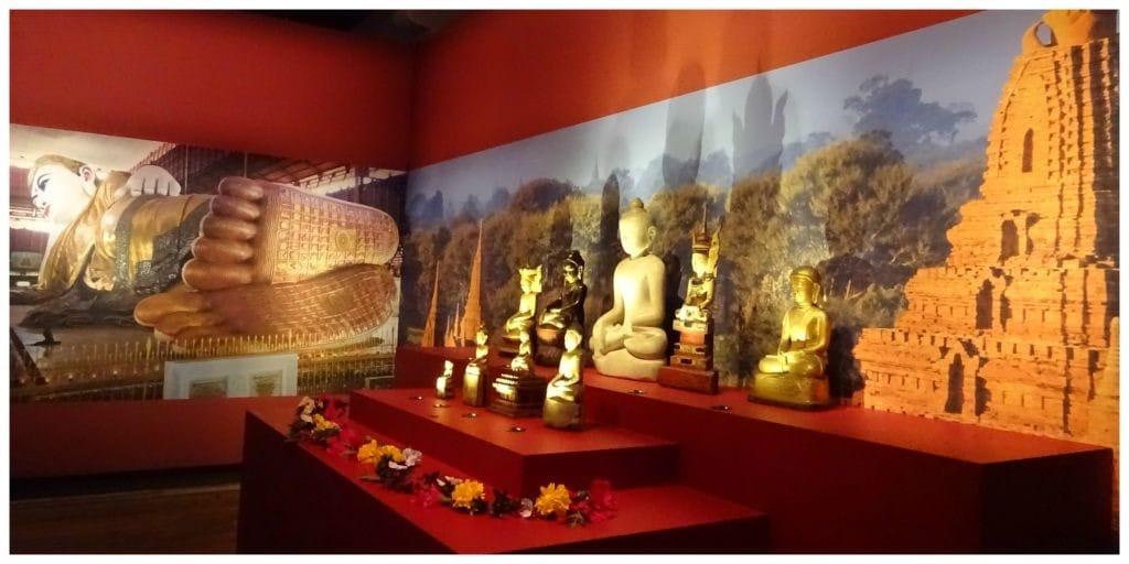 Tropenmuseum Amsterdam Boeddha