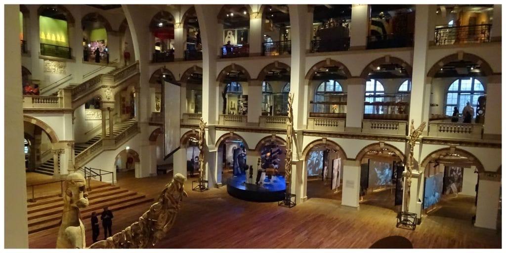 Nederlandse musea Tropenmuseum Amsterdam Lichthal
