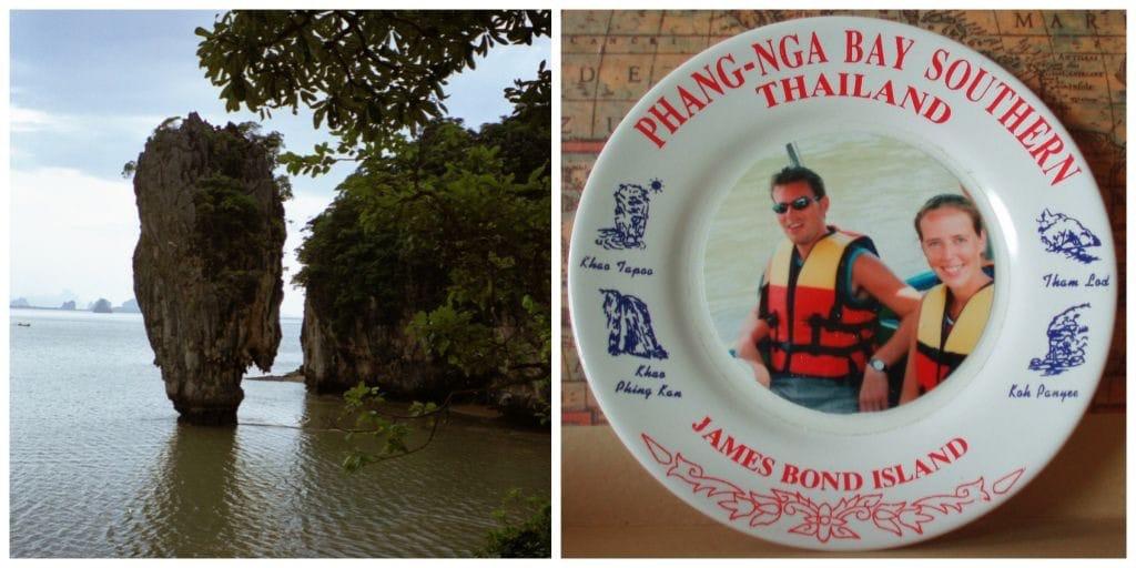Vakantie Phuket James Bond Island