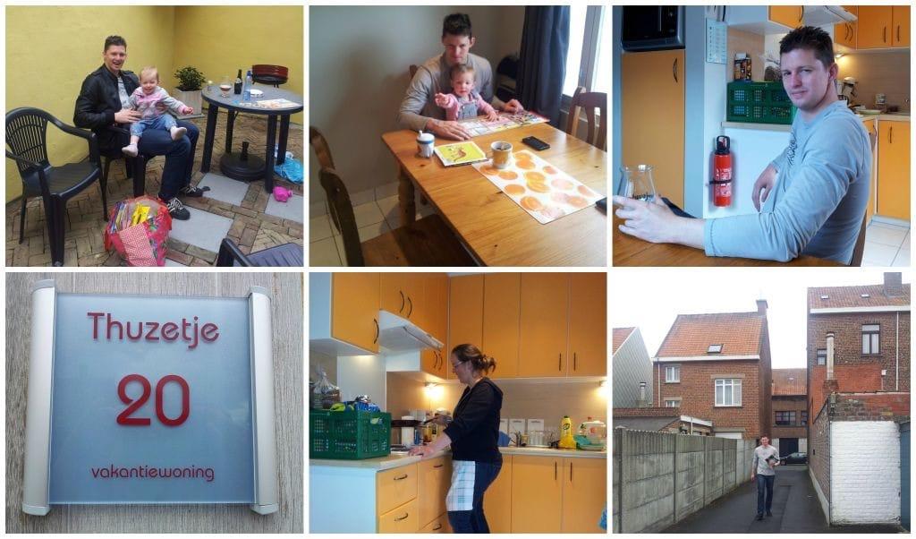 Vakantiewoning Thuzetje België Ieper