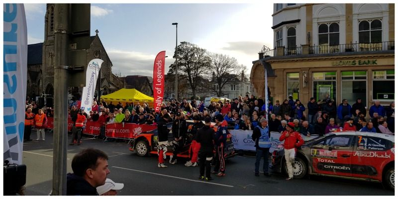 Verenigd Koninkrijk Wales FIA World Rally Championship Total Citroen
