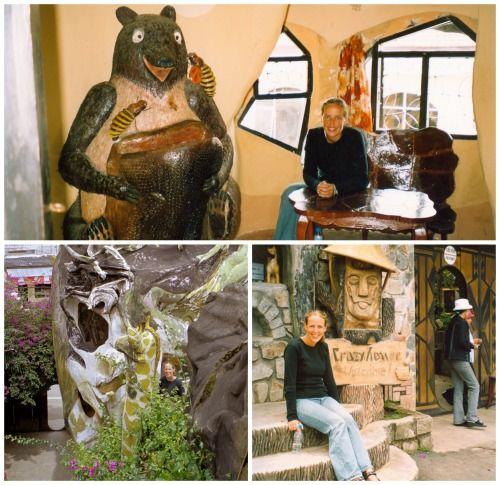 Vietnam Dalat Crazy guesthouse