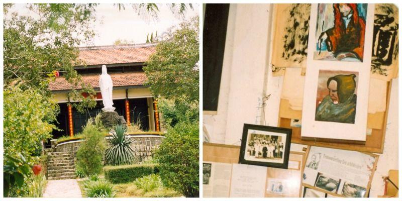 Vietnam Dalat crazy monk