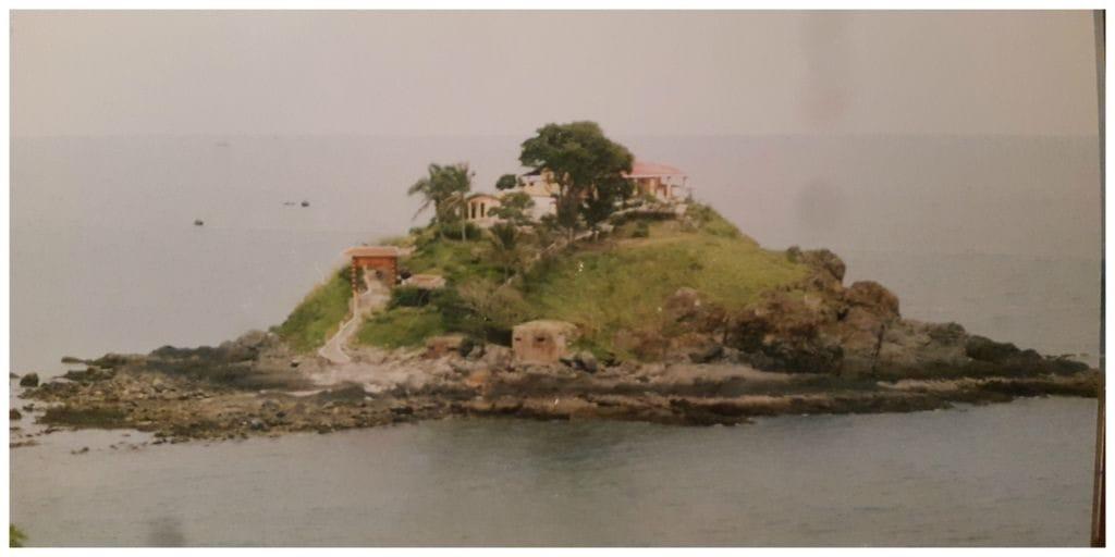 Vunt Tau eiland