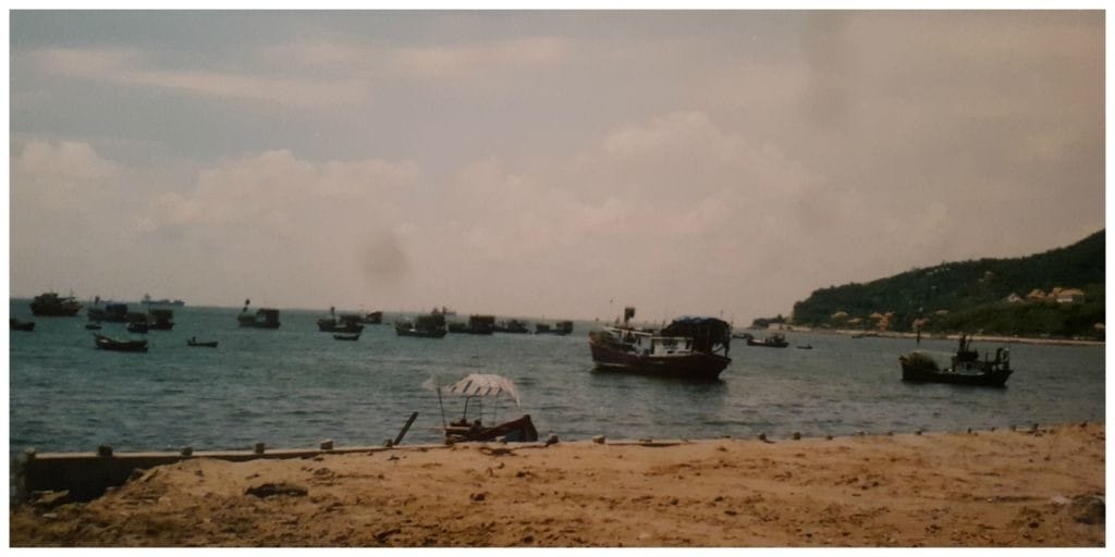 Vung Tau ankerplaats