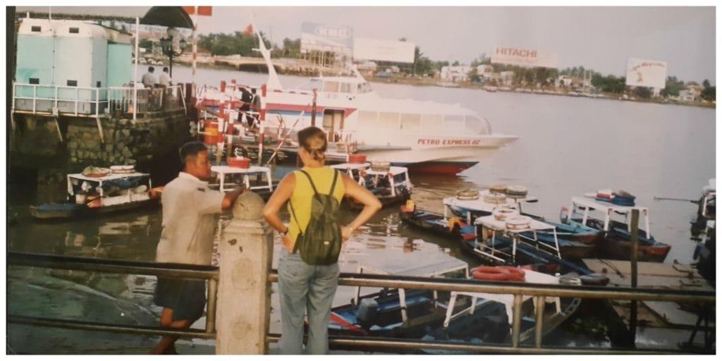 Vung Tau haven