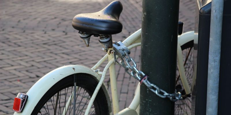 Fietsen in het buitenland: Waarom een goed fietsslot?
