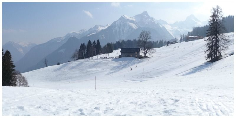 Wintersport Oostenrijk Landal Brandnertal