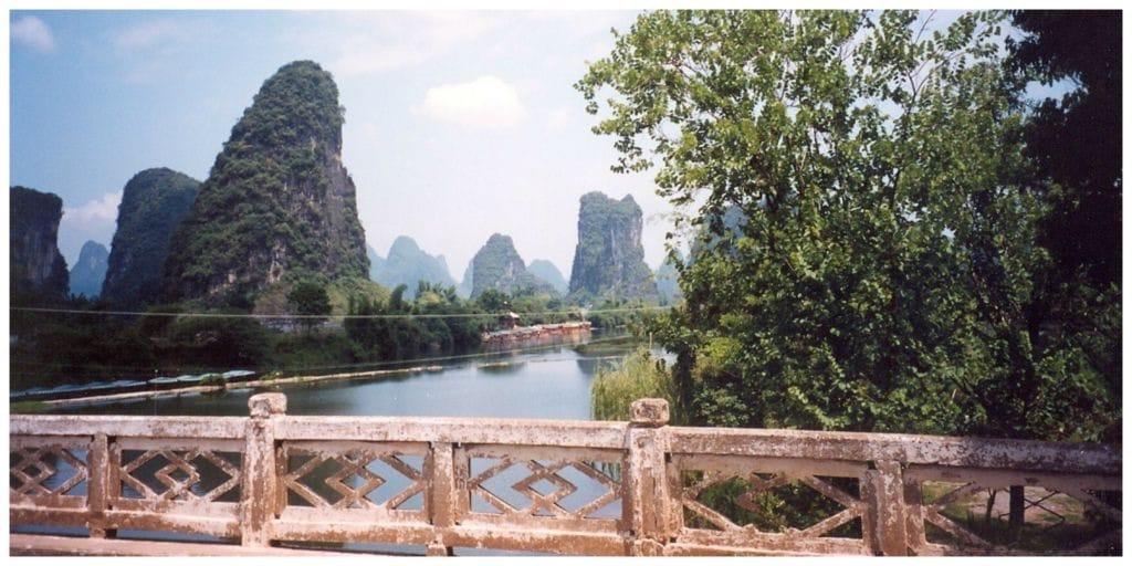 Yangshuo Brug