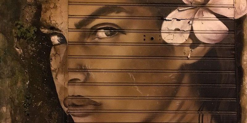 beste street art in Europa Palermo Sicilië Italie