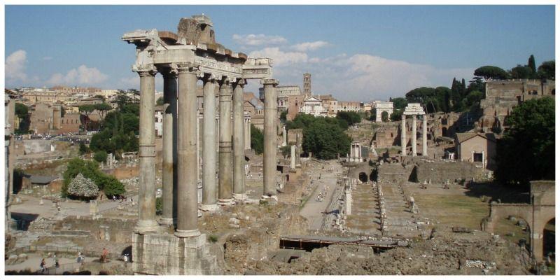 European Best Destination 2015 Rome