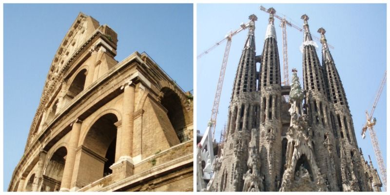 dilemma Rome of Barcelona