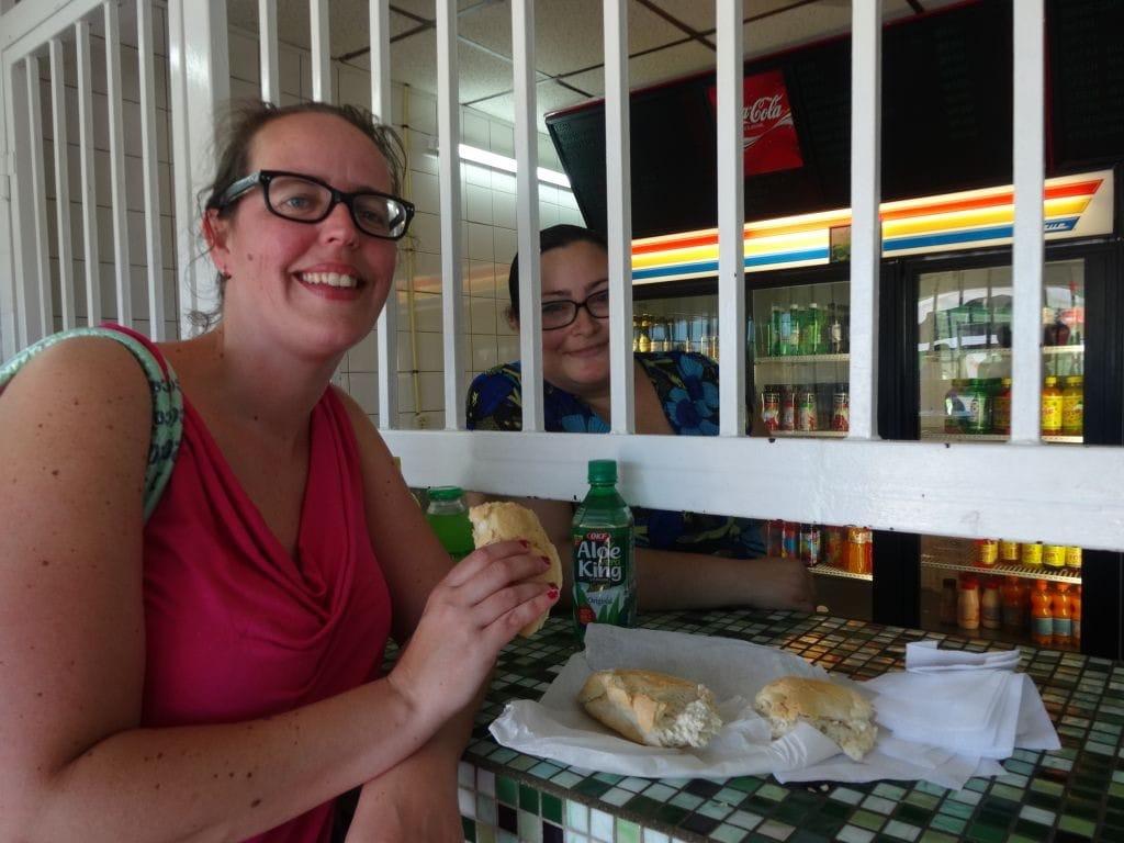 Ontbijt Curaçao Libanesa © Eva Hopstaken
