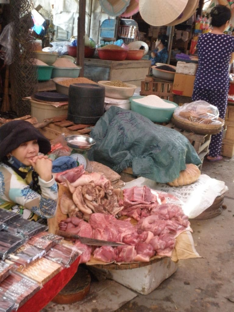 Hoi An Central Market © Eva Hopstaken
