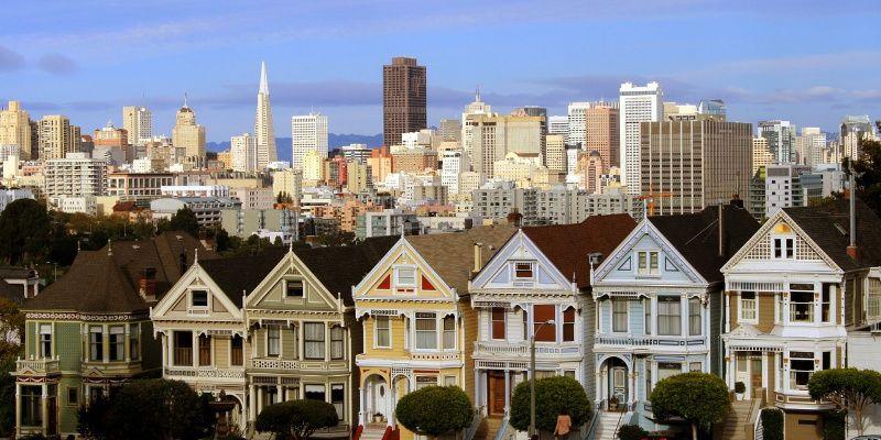 San Francisco, één van de meest populaire steden van de V.S.