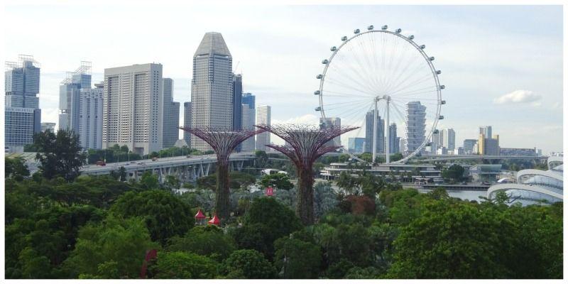 Geloof het of niet, zo groen is Singapore
